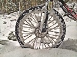Frosty rim
